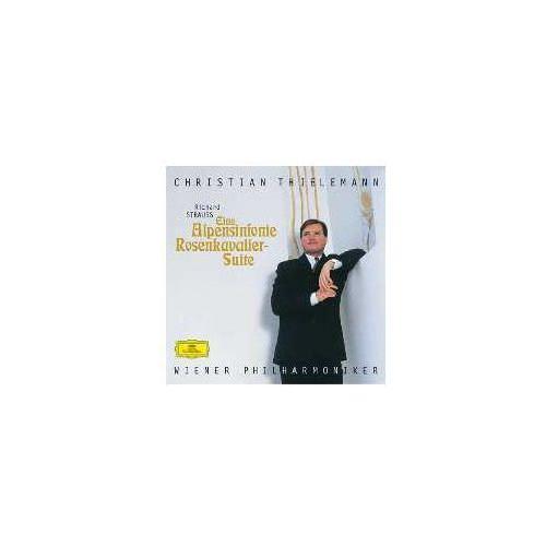 Deutsche grammophon Eine alpensinfonie / an alpine symphony / der rosenkavalier (suite) (0028946951927)