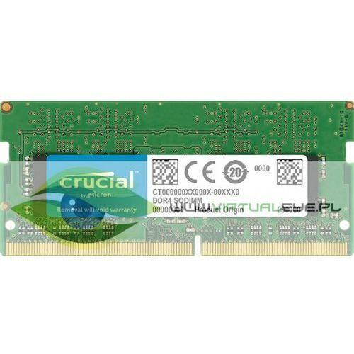 Crucial DDR4 SODIMM 8GB/2666 CL19 SR x8 (0649528780065)