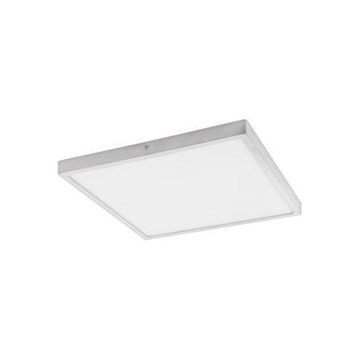 Eglo Plafon fueva 1 97282 oprawa sufitowa 1x27w led 3200lm 3000k biały (9002759972820)