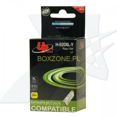 UPrint kompatybilny ink z CD974AE, No.920XL, yellow, 12ml, H-920-XL, dla HP Officejet