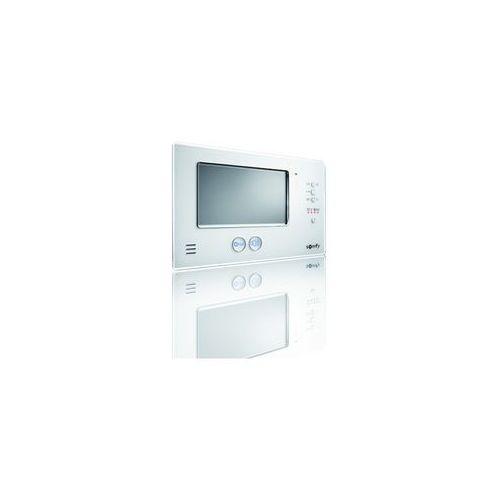 Videodomofon v200 - 7'' do 20% zniżki przy zakupie w naszym sklepie, możliwość płatności przy odbiorze biały marki Somfy
