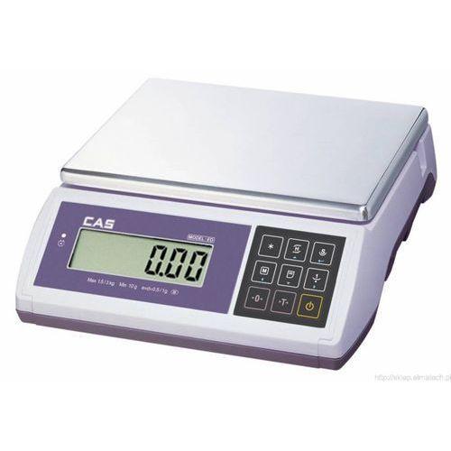 CAS ED 15 dwuzakresowa z legalizacją (15kg)