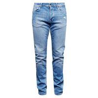 jeansy męskie 31/32 niebieski marki S.oliver