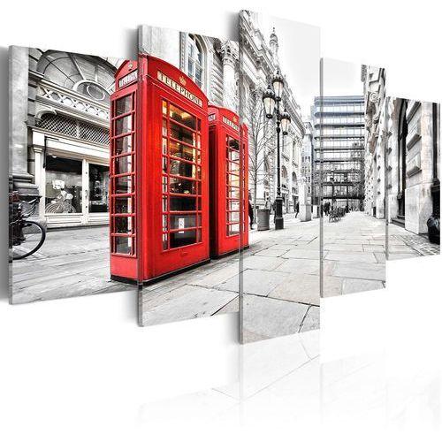 Artgeist Obraz - street of london