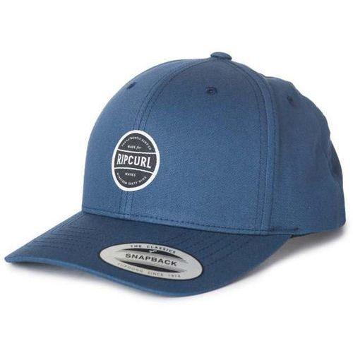 Czapka z daszkiem - after session snapback cap blue indigo (8503) rozmiar: os marki Rip curl