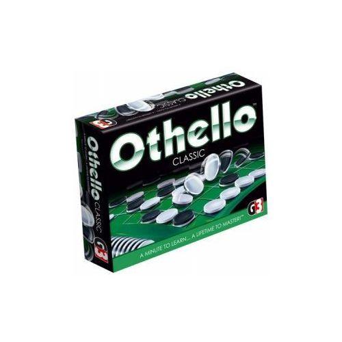 OKAZJA - G3 Othello classic. logiczna gra planszowa
