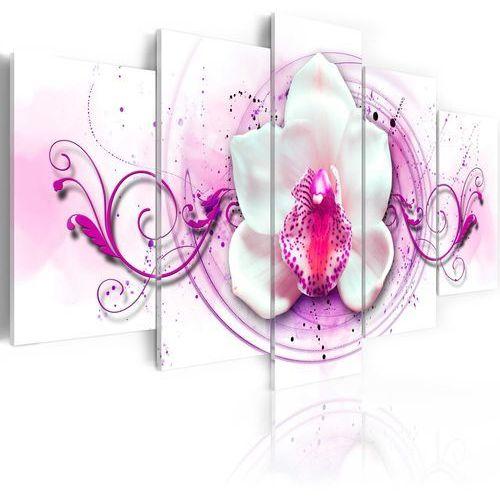 Obraz - orchidea - różowa ekspresja marki Artgeist