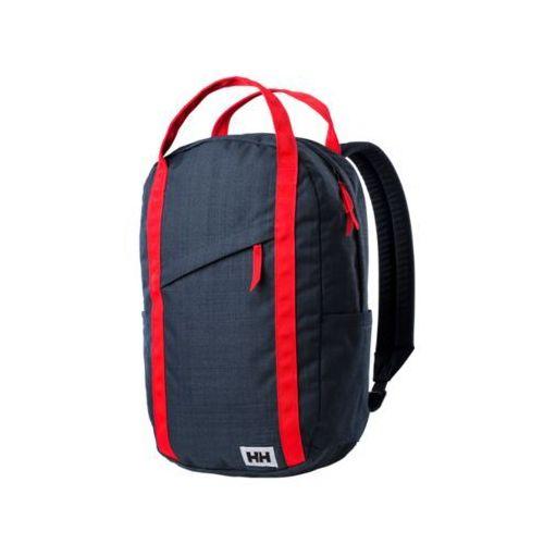 dcf22d66d5cf Plecak oslo backpack granatowo-czerwony 15l marki Helly hansen