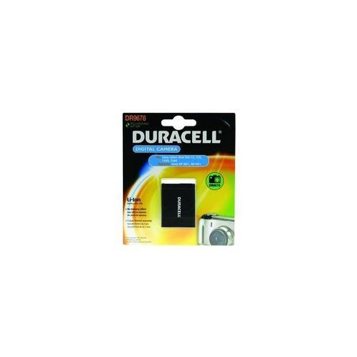 Duracell Akumulator do aparatu 3.7v 650mAh 2.4Wh DR9678 (5055190113882)