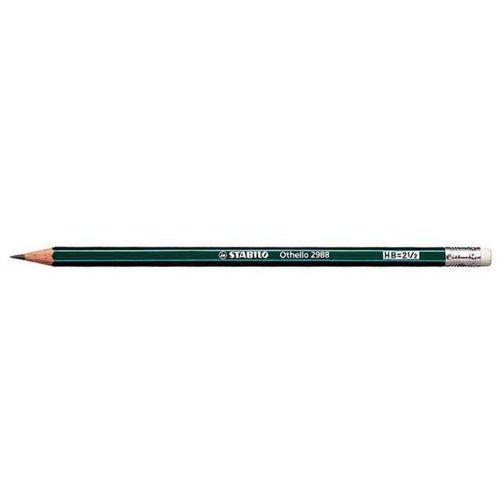 Ołówek Othello z gumką 2B 12 sztuk