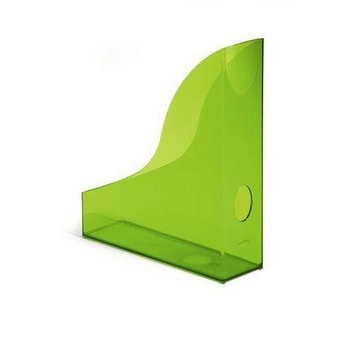 Pojemnik na dokumenty Durable Basic 1701712 przezroczysty zielony