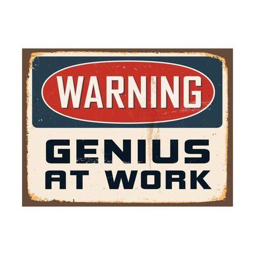Obraz GENIUS 40 x 30 cm (5902066021706)