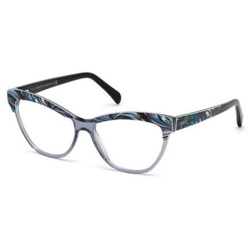 Okulary korekcyjne  ep5020 020 marki Emilio pucci