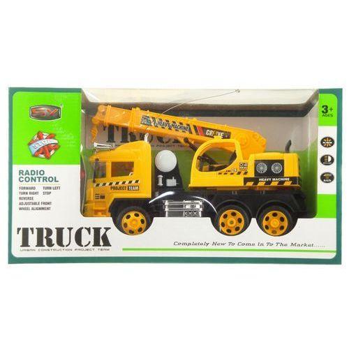 Zabawka SWEDE Ciężarówka z dźwigiem sterowana pilotem + DARMOWY TRANSPORT!