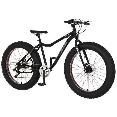 """Indiana Rower fat bike 26"""" 7s czarny + 5 lat gwarancji na ramę! + darmowy transport!"""