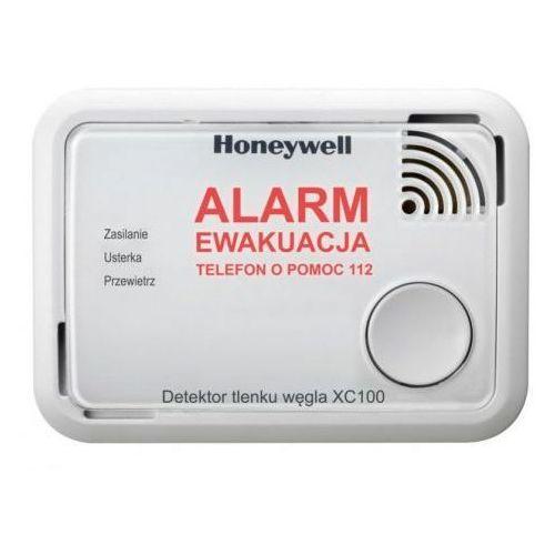 detektor tlenku węgla co (czujnik czadu) xc100 marki Honeywell