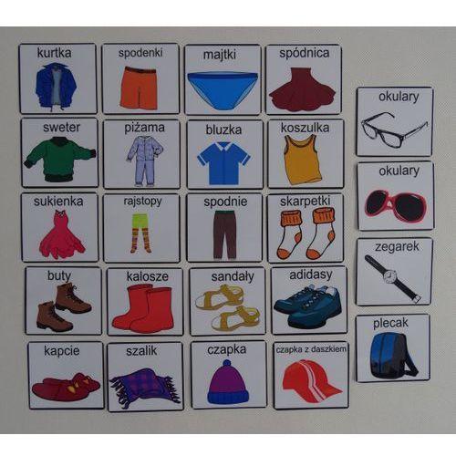 Ubrania / akcesoria - piktogramy garderoba i akcesoria piktogramy marki Bystra sowa
