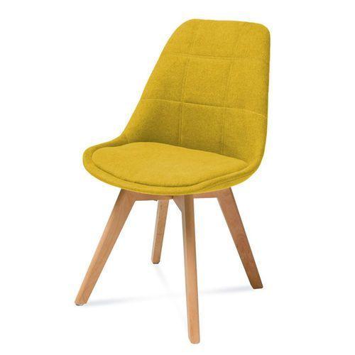 Nowoczesne tapicerowane krzesło otelo marki Hliving