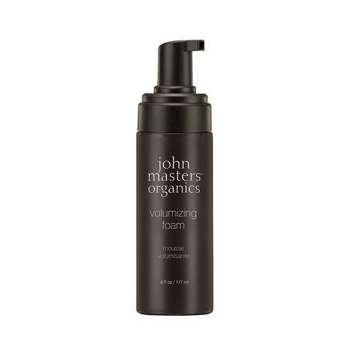 volumizing foam | pianka zwiększająca objętość włosów 177ml marki John masters organics