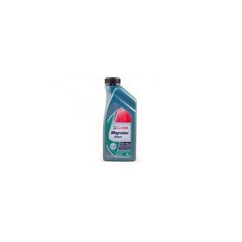 Olej 5w40 5w-40 magnatec 1l diesel syntetyk, synthetic wrocław (1)... marki Castrol