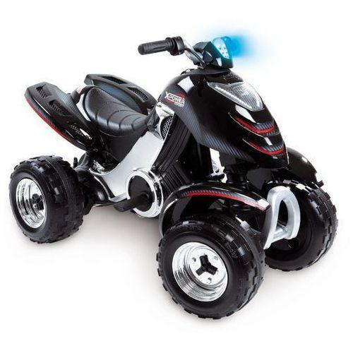 Simba Smoby quad elektryczny czarny 33050 (7600033050)