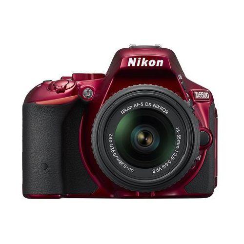 OKAZJA - Nikon D5500