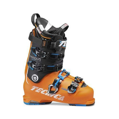 Buty narciarskie Mach1 130 MV + BD Quick Foam Pomarańczowa/Czarny 30