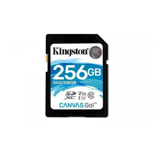 Kingston sd 256gb 90mb/s sdg/256gb >> bogata oferta - szybka wysyłka - promocje - darmowy transport od 99 zł!