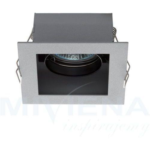 MONE I wychylna srebrno-szara 12V GU5,3 50W