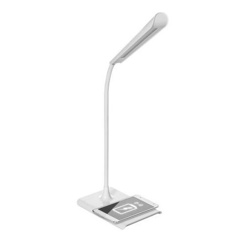 Activejet  lampka biurkowa led aje-telsar white darmowy odbiór w 20 miastach!