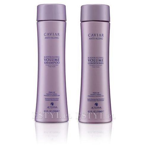 Alterna Caviar Volume Zestaw nadający objętość | szampon 250ml + odżywka 250ml