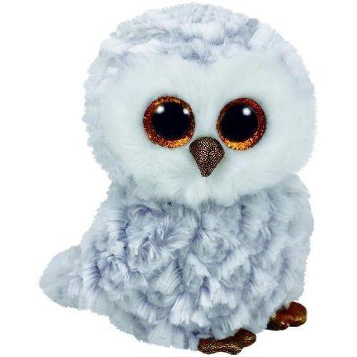 Ty Beanie boos owlette - biała sowa 24 cm