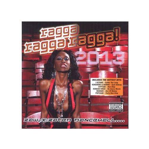 Ragga ragga ragga 2013 - różni wykonawcy (płyta cd) marki Greensleeves