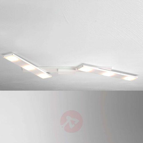 slight lampa sufitowa led biały, 6-punktowe - nowoczesny - obszar wewnętrzny - slight - czas dostawy: od 2-3 tygodni marki Bopp