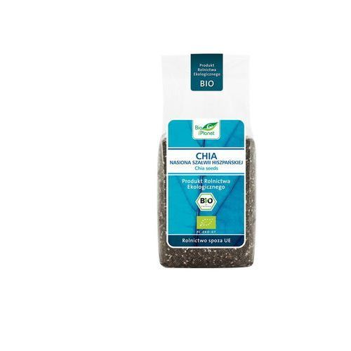 Chia nasiona szałwii hiszpańskiej bio 200g- marki Bio planet