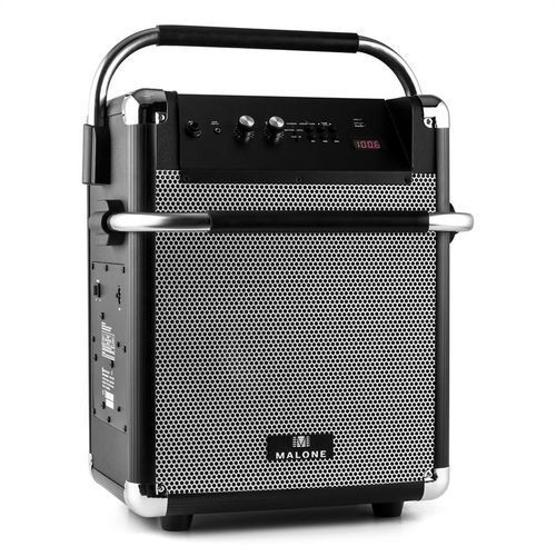 Malone  rock fortress kolumna nagłośnieniowa usb bluetooth radio okf aux 50 w maks.