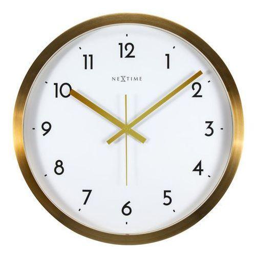 Zegar ścienny Arabic biały