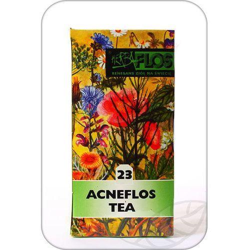 Herbaflos: Nr 23 Acneflos Tea FIX - 20 szt.