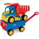 Wader Gigant truck wywrotka z przyczepą
