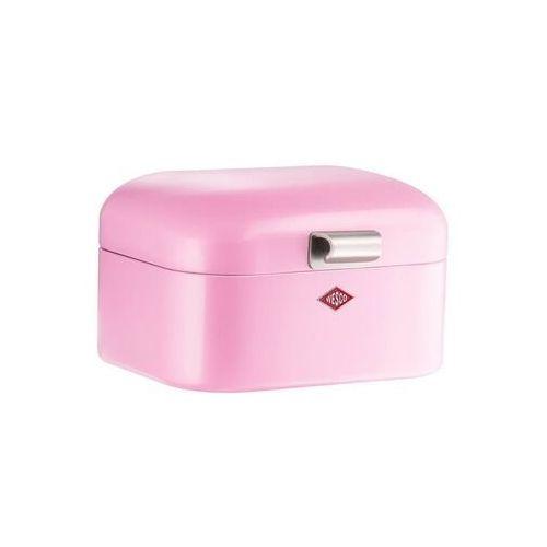 Wesco - pojemnik na pieczywo mini grandy - różowy (4004519046128)