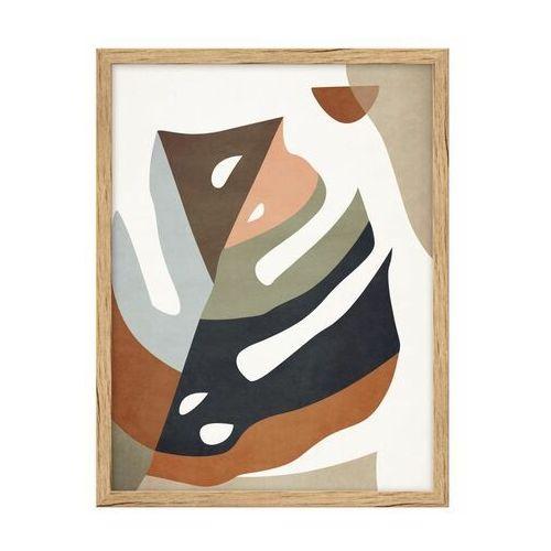 Knor Obraz liść ii 30 x 40 cm (5901554537415)