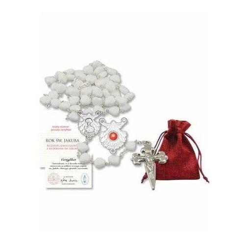 OKAZJA - Różaniec jubileuszowy św. Jakuba z relikwiami