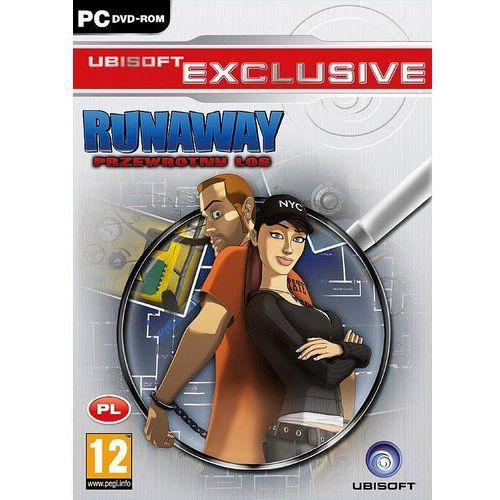 Runaway Przewrotny Los (PC)