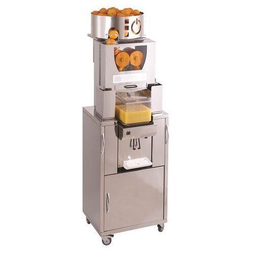 Automatyczna wyciskarka do pomarańczy | z chłodzeniem | RESTO QUALITY Freezer