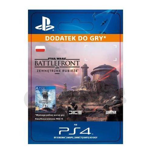 OKAZJA - Star Wars Battlefront - Zewnętrzne Rubieże DLC [kod aktywacyjny]