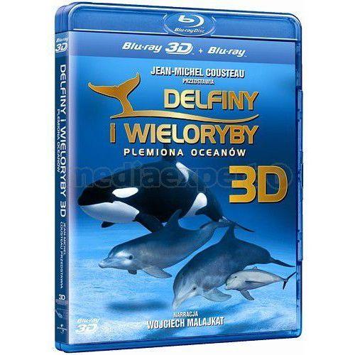 Delfiny i wieloryby: plemiona oceanów (blu-ray, wersja 3d), marki Universal