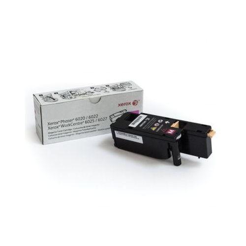 Toner oryginalny 6020 purpurowy do workcentre 6027 - darmowa dostawa w 24h marki Xerox