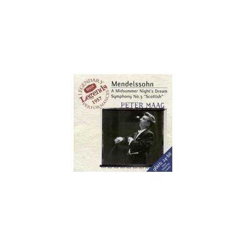 Symphony no. 3 / a midsummer night's dream od producenta Universal music / decca