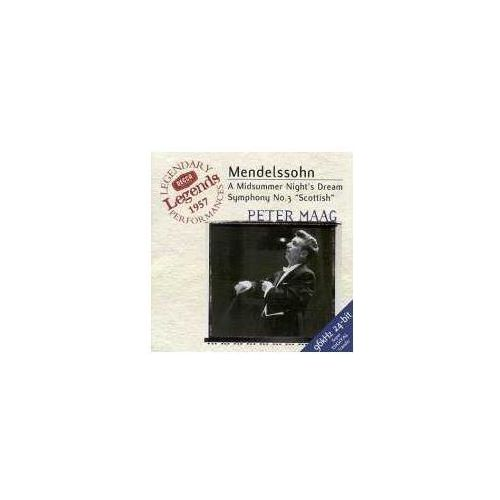 Symphony No. 3 / A Midsummer Night's Dream