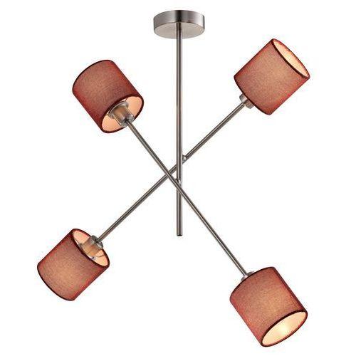 Candellux sax 34-70692 plafon lampa sufitowa 4x40w e14 satyna